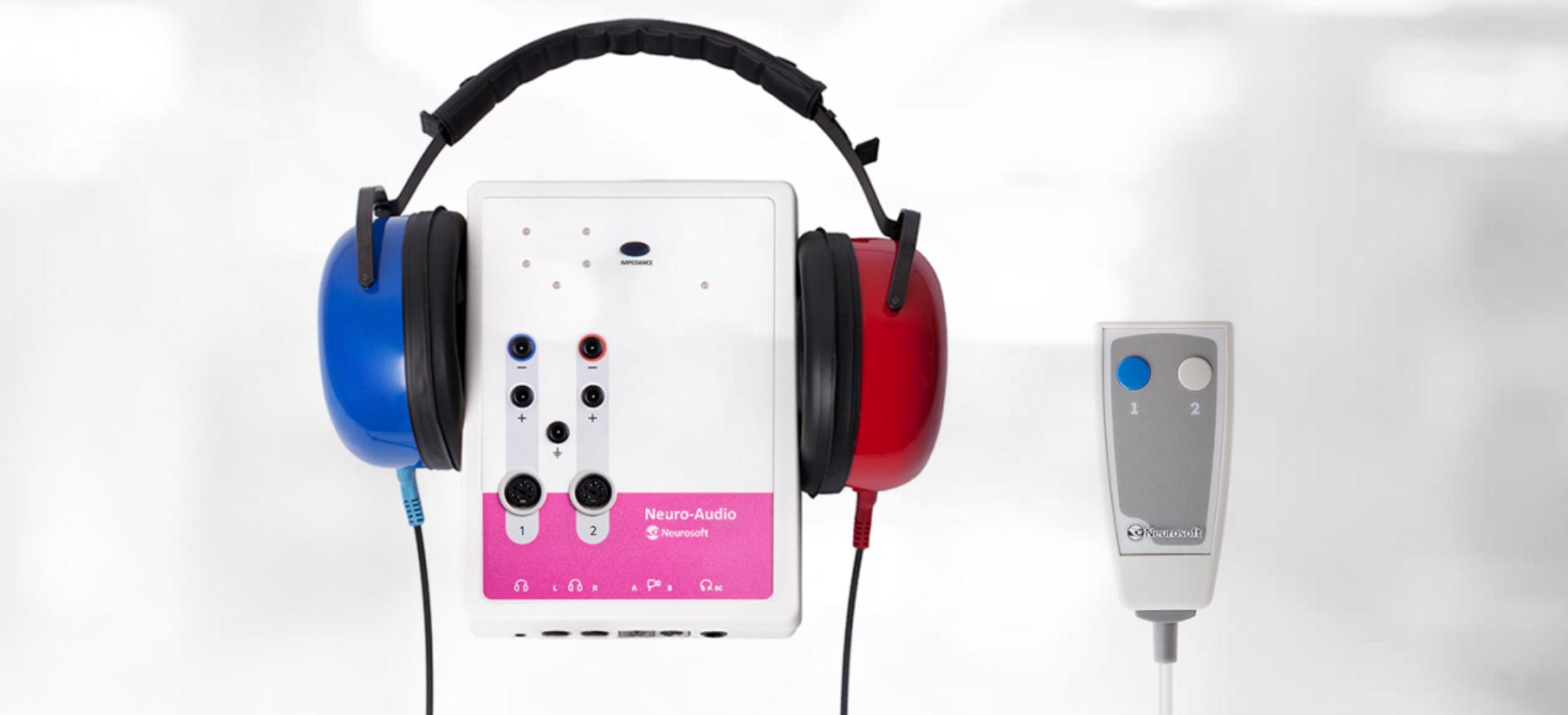 Screening Audiometry Neurosoft شنوایی سنجی