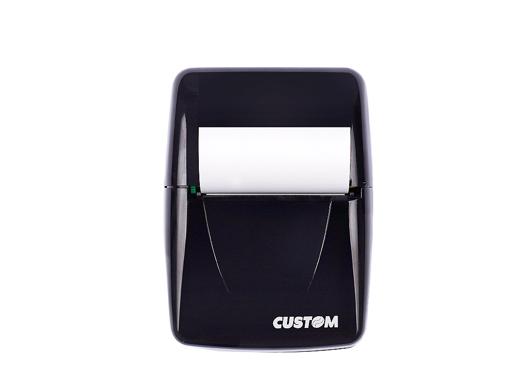 Thermal printer with wireless Bluetooth interface, Custom