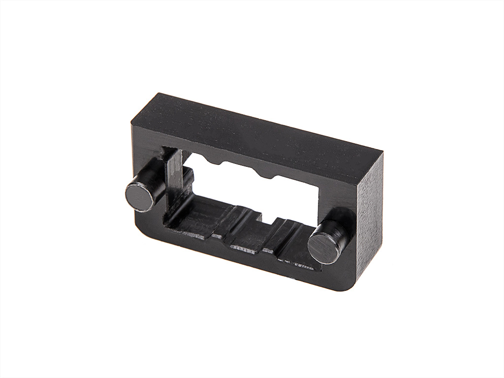 Set of mounting bracket for disposable sensor