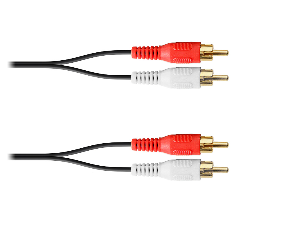 2RCA-2RCA cable for surgical microscope