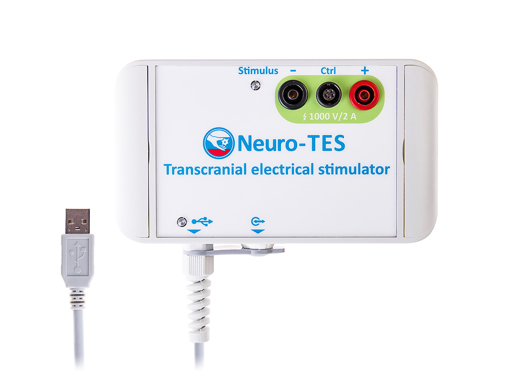 Neuro-TES transcranial electrical stimulator