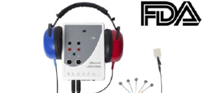 Neuro-Audio is FDA-approved